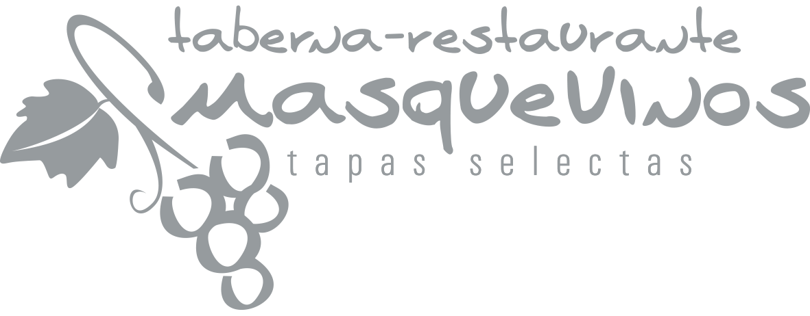 Logo Restaurante Mas que vinos dos